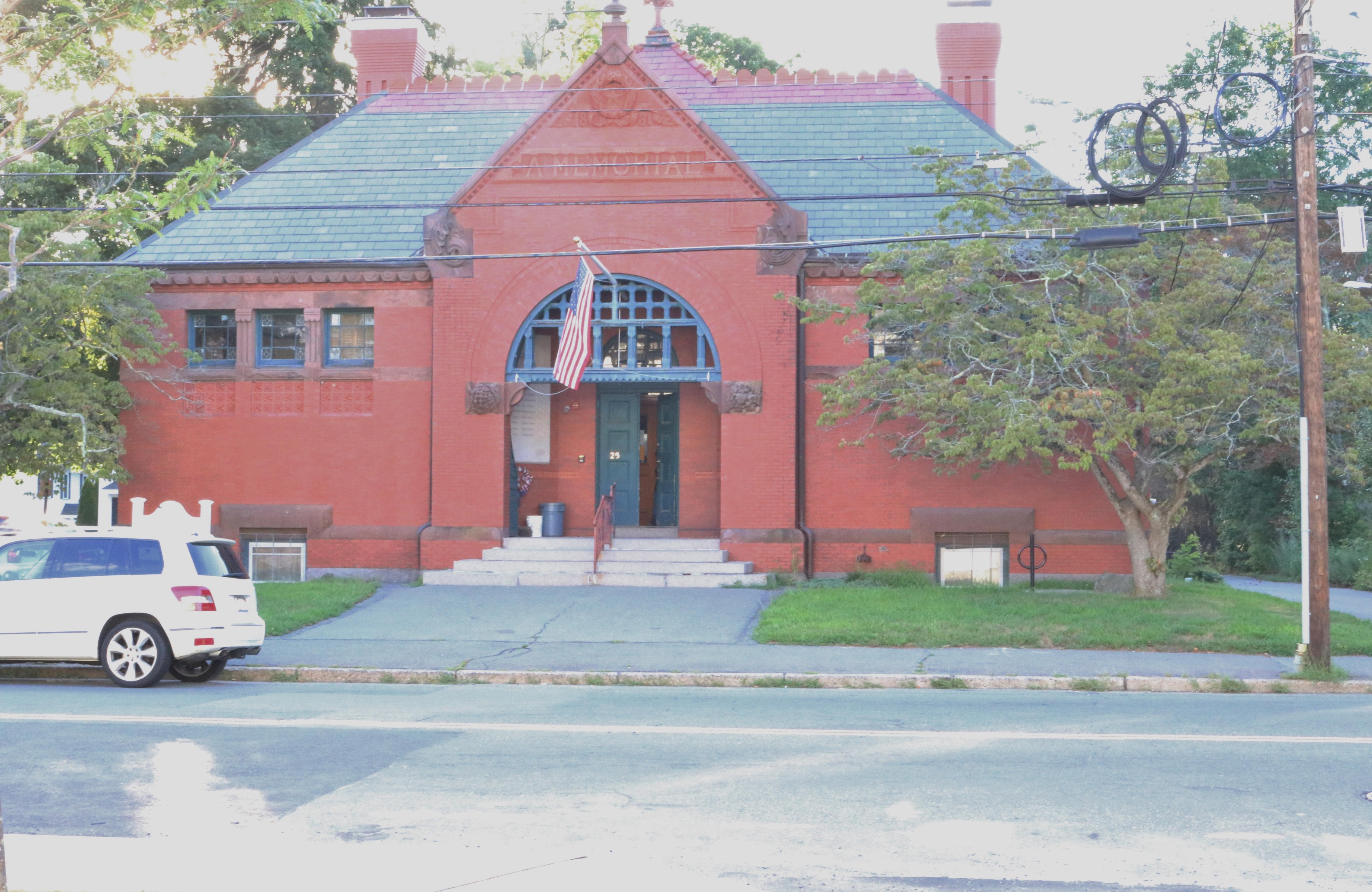 Town of Bridgewater Case Study Memorial Building
