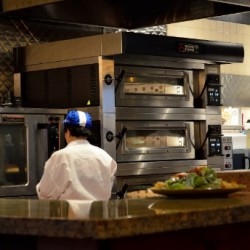 kitchen exhaust hood controls